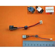 CONECTOR DC JACK CON CABLE PARA DELL INSPIRON 15R 5520 7520 0WX67P WX67P title=