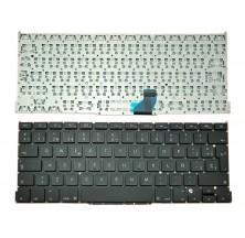 TECLADO PARA PORTÁTIL APPLE MACBOOK PRO A1502 BLACK title=