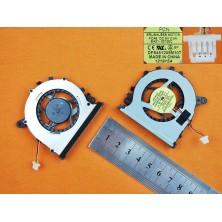 Ventilador para portátil Samsung Np530u3c 530U3b 535U3c 540U3c 532U3c 542U3x title=