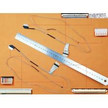 Video cable flex para Toshiba C75 C75D-B C75D C70D-B L75 L75-B L70-B title=