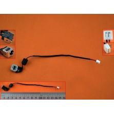 Dc jack para TOSHIBA satellite NB500 NB505 (con cable ) PJ581 title=