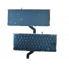 Teclado para Apple Macbook A1425 Negro con folio retroiluminado title=