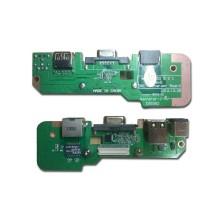PLACA CONECTORA DC JACK USB ETHERNET VGA PARA DELL 1545