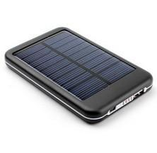 CARGADOR SOLAR PORTATIL PARA SMARTPHONE IPHONE IPAD TABLET GPS CAMARA