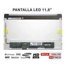 PANTALLA LED DE 11,6 PULGADAS PARA PORTÁTILES LP116WH1 (TL) (A1) LP116WH1-TLA1 title=