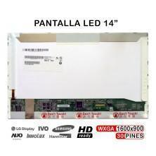 PANTALLA LED PARA PORTATIL LTN154X1-L02 AUO B140RW01 B140RW01 V.2 B140RW03 V.0, B140RW03 V.1 title=