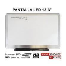 "PANTALLA PARA PORTÁTIL LED 13.3"" LTD133EV3D B133EW05 LTD133EWDD N133I5-L01 LP133WX2.TLA2"