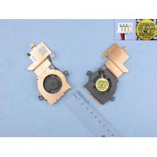 VENTILADOR PARA PORTATIL SAMSUNGN148 N150 Nb30 N210, DFS401505M10T