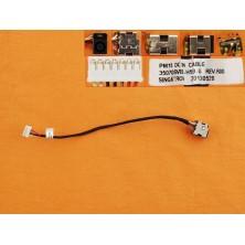 Dc jack para HP 2000 Compaq CQ57 7 pins