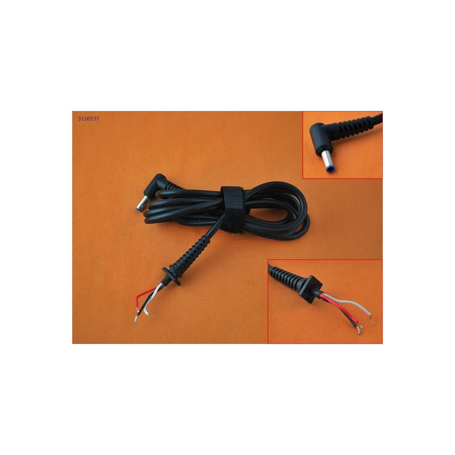 CABLE JACK DC 4.5X3.0MM K217
