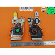 Ventilador para Fujitsu Siemens LifeBook AH530(Heatsink)