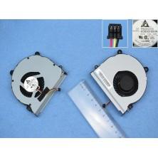 Ventilador para SAMSUNG NP355V4X NP355V4C NP350V5C