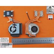 Ventilador para Lenovo thinkpad X220 X230(Heatsink) P/N:23.10678.001 FRU:04W6923