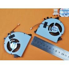 Ventilador para MSI GS70 GS72 ( pareja de ventiladores ) N/A