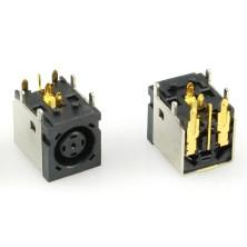 CONECTOR DC JACK PARA DELL LATITUDE 100L, D400, D500, E4200, E6400 ATG, XFR D630, ATG D630, PRECISION M20, M60, PJ030 16MM