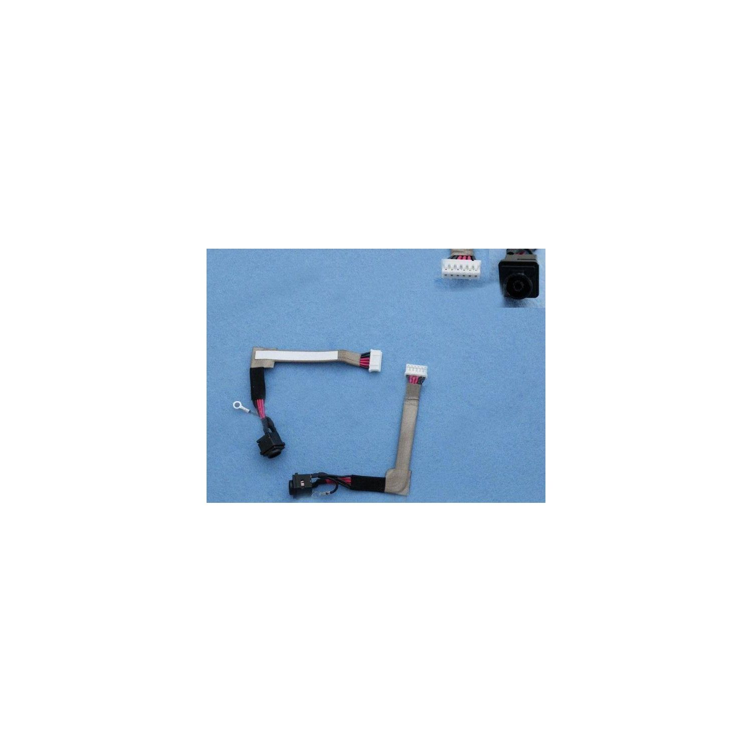 CONECTOR DC JACK SONY VGN-BX con cable