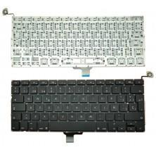 "TECLADO PARA APPLE MACBOOK PRO UNICUERPO A1278 MB467 MB467 MC374 13.3"" SIN LUZ"