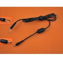 CABLE DC JACK DE CORRIENTE CON CLAVIJA 3.0x1.0MM