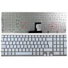 TECLADO PARA PORTÁTIL SONY MP-09L26E0-8863 148794061 BLANCO