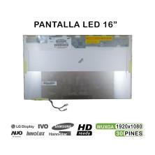 """PANTALLA DE 16"""" CON DOBLE LAMPARA LCD SAMSUNG"""