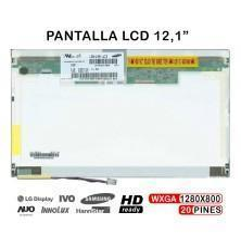 """PANTALLA PORTÁTIL 12,1"""" LTD121EXVV B121EW03 LTN121W1-L03 B121EW09"""