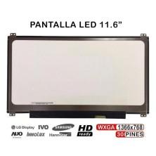 "PANTALLA LED PARA PORTÁTIL ASUS EEEBOOK X205T X205TA N116BGE-EB2 B116XTN02.3 11.6"" 30 PINES"