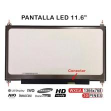 "PANTALLA PARA PORTÁTIL ASUS X205T X205TA LED 11.6"" 30 PINES"