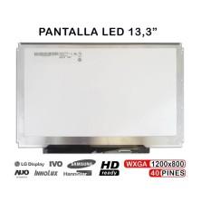 "PANTALLA PARA PORTÁTIL LED 13.3""LTD133EV3D, N133I5-L01, LTD133EWDD, B133EW05 V.0,"