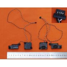 ALTAVOCES INTERNOS PARA TOSHIBA C850 L850 C855 L855 S855 IZQUIERDO + DERECHO