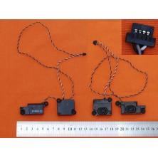 ALTO-FALANTES INTERNOS PARA TOSHIBA C850 L850 C855 L855 S855 DEIXOU + DIREITO