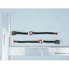 CABLE JACK PARA PORTÁTIL TOSHIBA SATELLITE C650 C650D C655 C655D PJ439