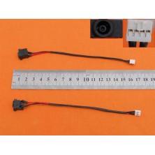 CABLE JACK PARA PORTÄTIL SAMSUNG N128 NP-N128 NP-X120 X120 N140 NP-N140 PJ339