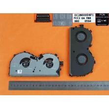 VENTILADOR PARA PORTÁTIL LENOVO LEGION Y520 R520 R720 R720-15IKBN 80WW MG75100V1-C020-S9A DC28000D6F1 DFS551205W00T