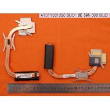 VENTILADOR PARA PORTÁTIL LENOVO G50-70 G40-70 G40-30 G40-45AT Z50-70 Z40-70 AT0Y0010S0
