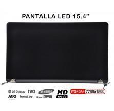 PANTALLA COMPLETA PARA APPLE MACBOOK PRO A1398 LP154WT1(SJ)(AV) 15.4""