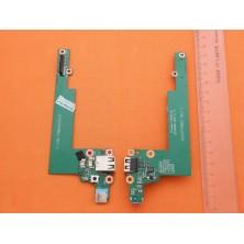 PLACA USB PARA PORTÁTIL ACER ASPIRE 5580 5570 3680 TRAVELMATE 3260 3270