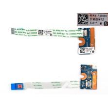 PLACA DO BOTÃO DE ALIMENTAÇÃO COM CABO PARA PORTATIL HP G42 G62 COMPAQ PRESARIO CQ62 CQ42 CQ56 4EAX1PB0000