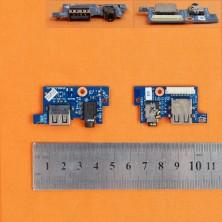 PLACA USB Y AUDIO PARA PORTÁTIL LENOVO B50-30 B50-70 SERIES ESSENTIAL B50-45 LS-B096P