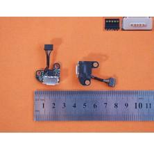 CONECTOR DC JACK PARA PORTÁTIL APPLE MACBOOK A1342