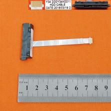 CONECTOR HDD SATA PARA PORTÁTIL HP PAVILION 15-P 14-P 17-P ENVY 14-U 15-K 17-K DD0Y34HD001 6017B0557401 DD0Y34HD011