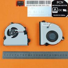 VENTILADOR CPU PARA PORTÁTIL ASUS ROG STRIX GL553V GL553VE GL553VD GL553VW SERIES 1323-00VY000 DFS2001055G0T
