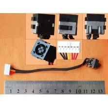 CONECTOR DC JACK PARA PORTÁTIL DELL INSPIRON 14R 3421 14R-3421 50.4XP06.031