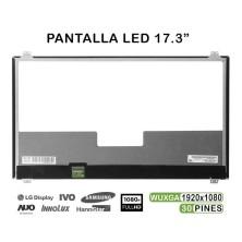 "PANTALLA LED PARA PORTÁTIL 17.3"" LP173WF4 SP D1"