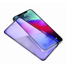 CRISTAL TEMPLADO CURVO PARA IPHONE XS MAX 6.5 (2018) 0.23MM NEGRO