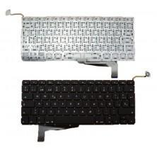 TECLADO PARA PORTÁTIL APPLE MACBOOK PRO A1286 RETROILUMINADO