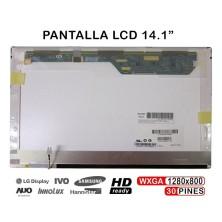 """PANTALLA LCD DE 14.1"""" PARA PORTÁTIL HP COMPAQ 6510B 30 PINES"""