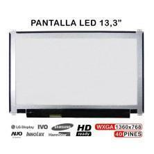 "PANTALLA PORTÁTIL LED 13.3"" B133XTN01.5 B133XTNO1 .5 B133XTNOI.5"