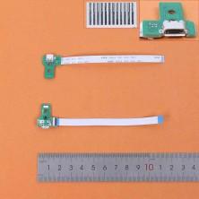 PLACA CONECTOR DE CARGA USB PARA PS4 12 PINES JDS-030