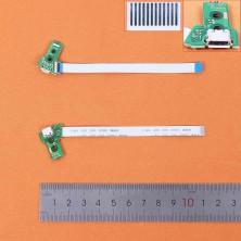 PLACA CONECTOR DE CARGA USB PARA PS4 12 PINES JDS-040