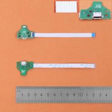 PLACA CONECTOR DE CARGA USB PARA PS4 12 PINES JDS-011